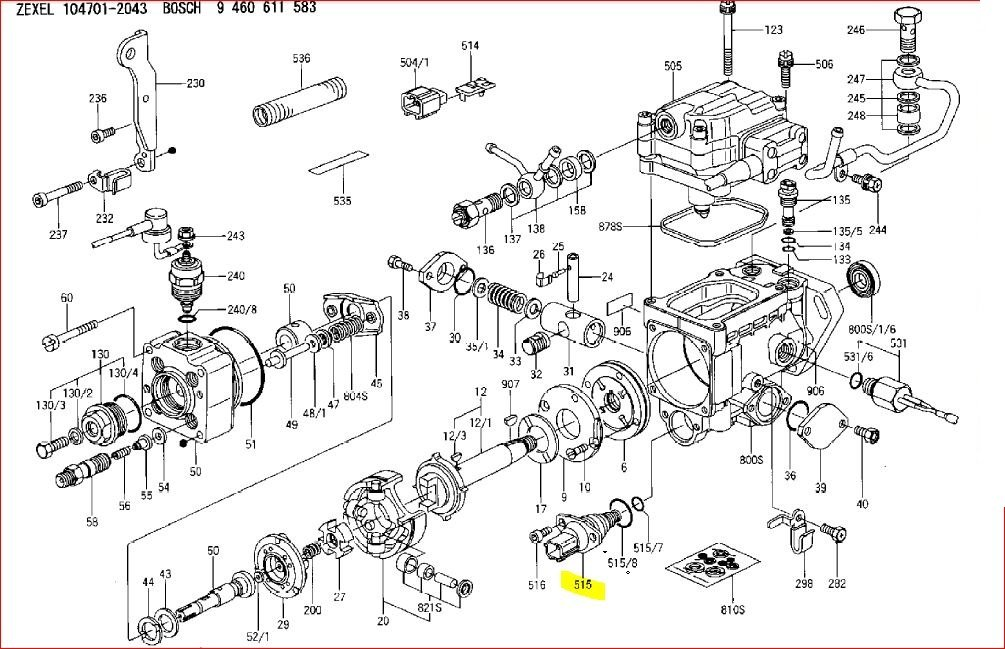 4 107 Perkins Diesel Parts Wiring Diagram And Fuse Box