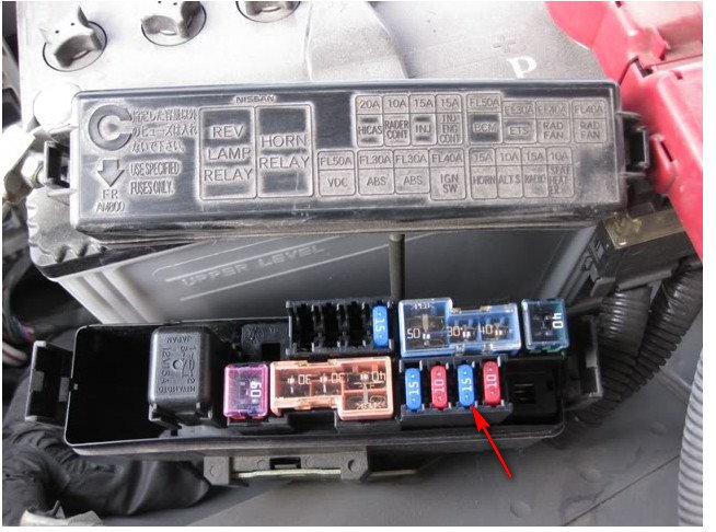 diagram of 2004 pt cruiser fuse box