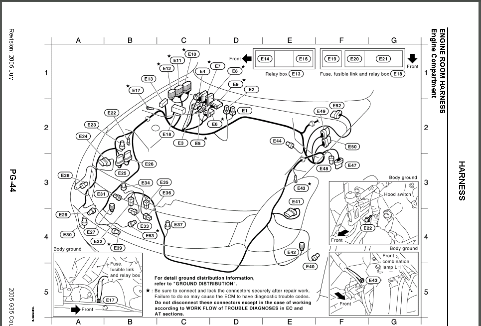 2003 infiniti g35 engine diagram. infiniti. wiring diagram ... infiniti g35 engine diagram #12