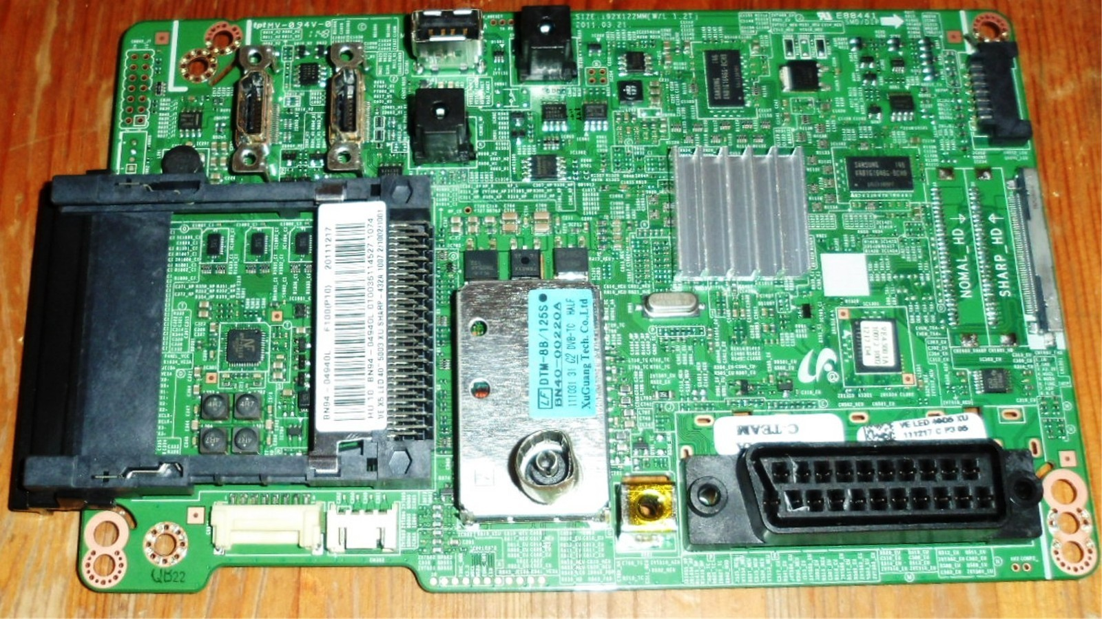 how to turn on a samsung tv pn43d450and2