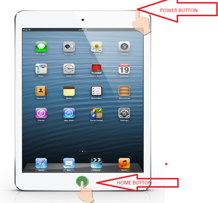 how to turn on itunes home sharing on ipad mini