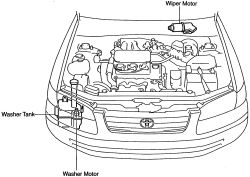 how to turn off ect power toyota avalon