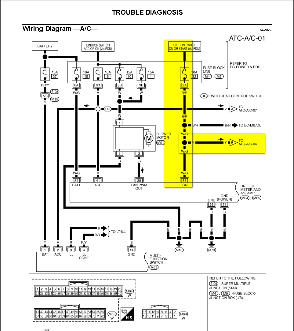 2003 Infiniti M35 Wiring Diagram Manual Of G35 Radio Wire Harness