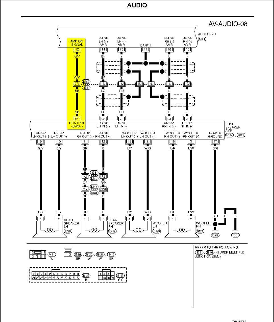 diagrams1213858 infiniti fx35 headlight wiring led turn signal, Wiring diagram
