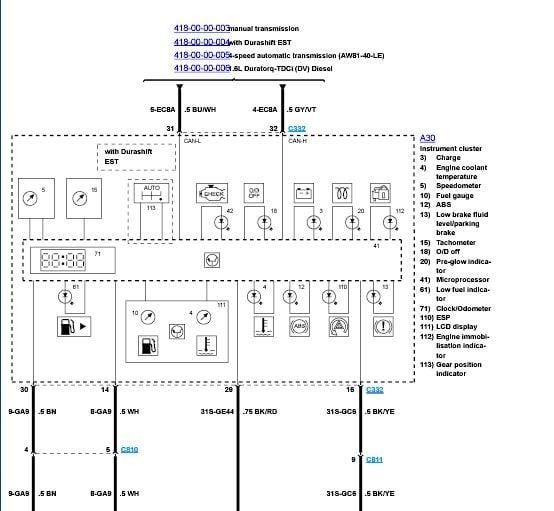 Ford Fiesta Pcm Wiring Diagram - Wiring Diagram Instructions
